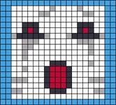Alpha pattern #43787