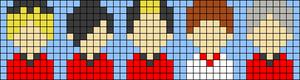 Alpha pattern #43789