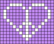 Alpha pattern #43790