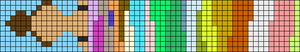 Alpha pattern #43791