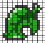 Alpha pattern #43795