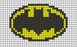 Alpha pattern #43803