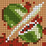 Alpha pattern #43810