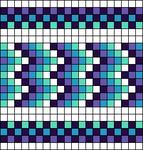 Alpha pattern #43820