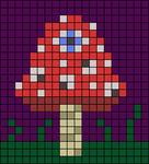 Alpha pattern #43834