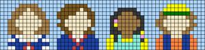 Alpha pattern #43835