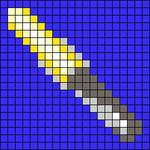 Alpha pattern #43843