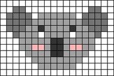 Alpha pattern #43844