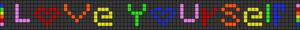 Alpha pattern #43845