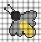 Alpha pattern #43853
