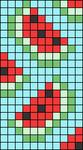 Alpha pattern #43871