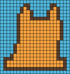 Alpha pattern #43874