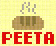 Alpha pattern #43885