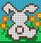 Alpha pattern #43891