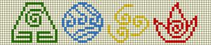 Alpha pattern #43900