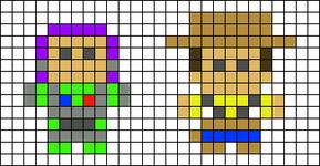 Alpha pattern #43911