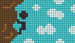 Alpha pattern #43928