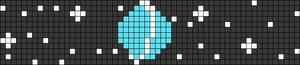 Alpha pattern #43935
