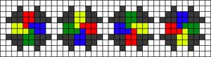 Alpha pattern #43937