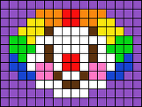 Alpha pattern #43944