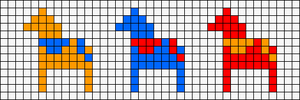 Alpha pattern #43948