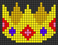 Alpha pattern #43961