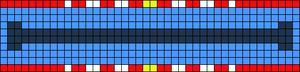 Alpha pattern #43966