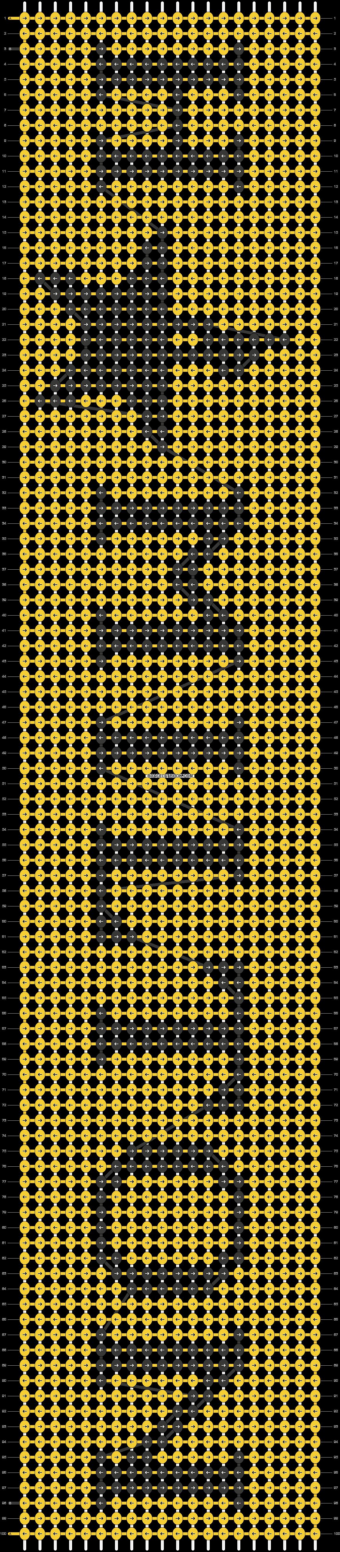 Alpha pattern #43975 pattern