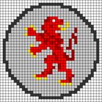 Alpha pattern #43982