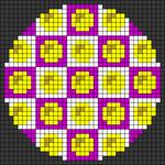 Alpha pattern #43984