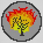 Alpha pattern #43985