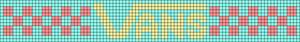 Alpha pattern #44004
