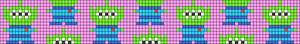 Alpha pattern #44006