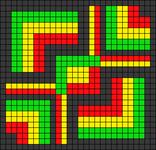 Alpha pattern #44030