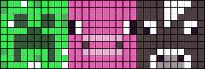 Alpha pattern #44034