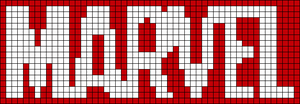 Alpha pattern #44036