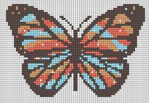 Alpha pattern #44039