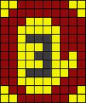 Alpha pattern #44041