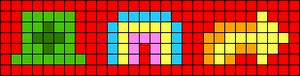 Alpha pattern #44049