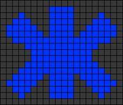 Alpha pattern #44056