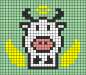 Alpha pattern #44070