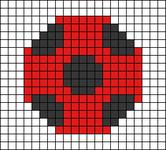 Alpha pattern #44124