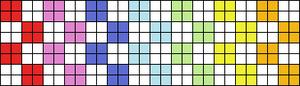 Alpha pattern #44126