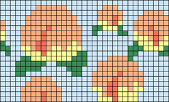 Alpha pattern #44138