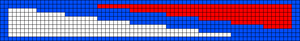 Alpha pattern #44140