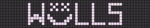 Alpha pattern #44165