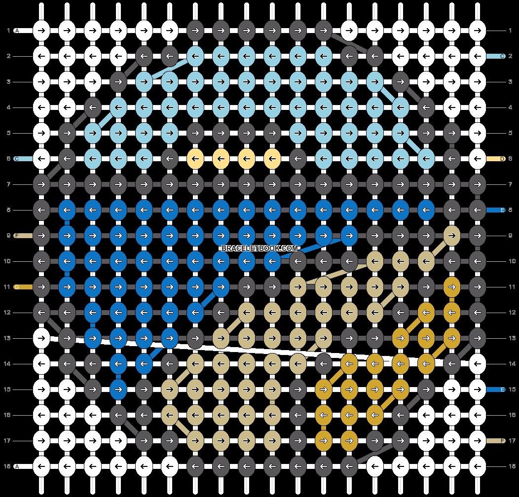 Alpha pattern #44179 pattern