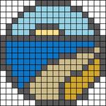 Alpha pattern #44179