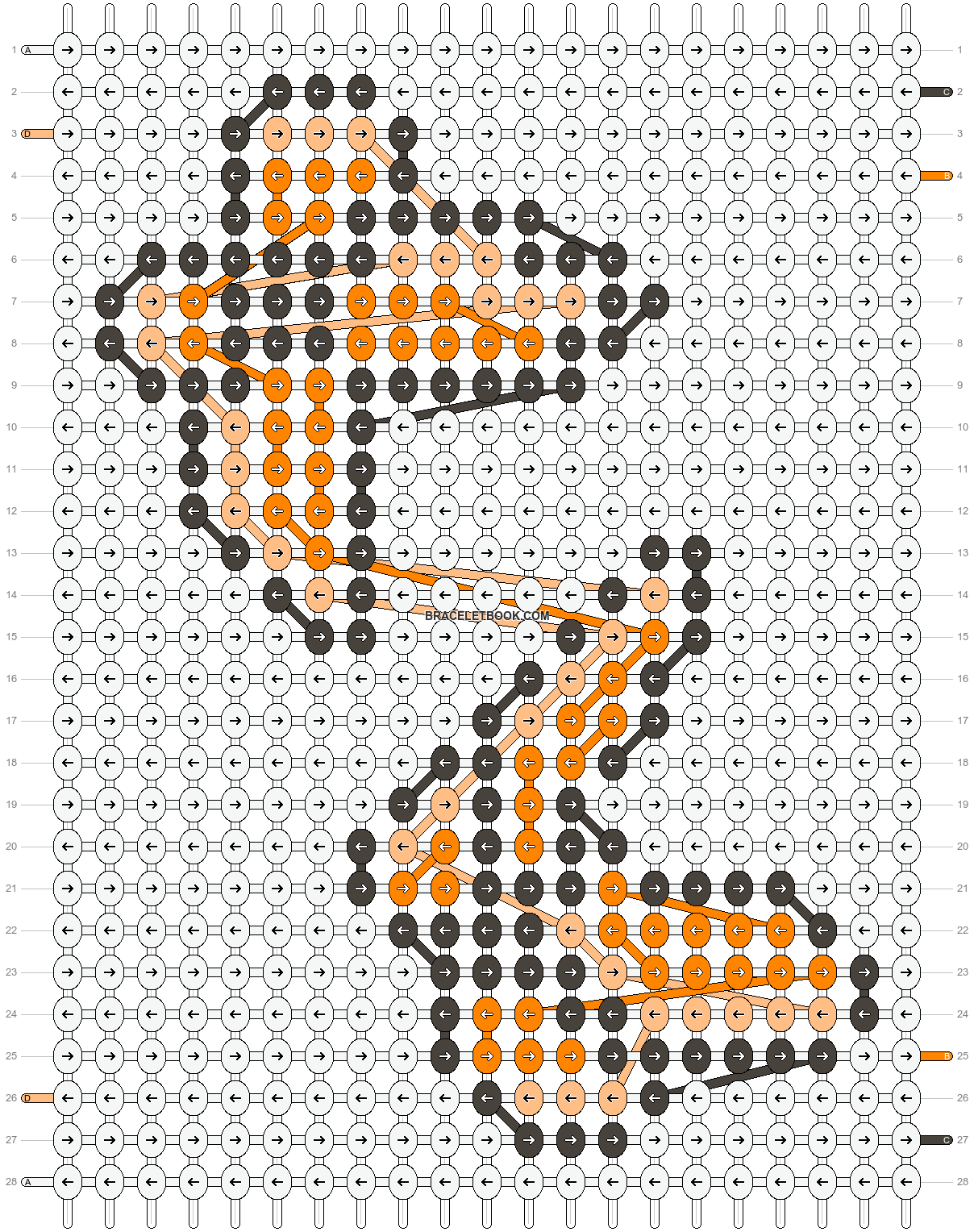 Alpha pattern #44185 pattern