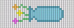 Alpha pattern #44187
